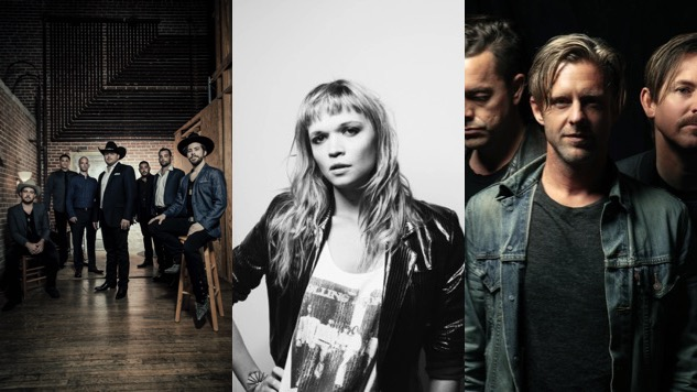 Streaming Live from <i>Paste</i> Today: Josh Abbott Band, Alexia Bomtempo, Switchfoot