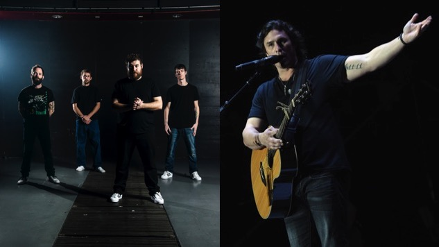 Streaming Live from <i>Paste</i> Today: Lionize, Joe Nichols