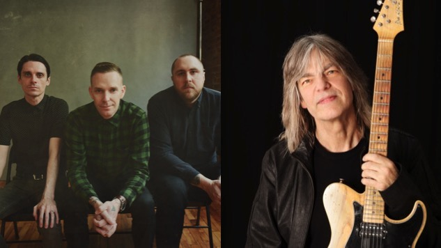 Streaming Live from <i>Paste</i> Today: The Movielife, Mike Stern
