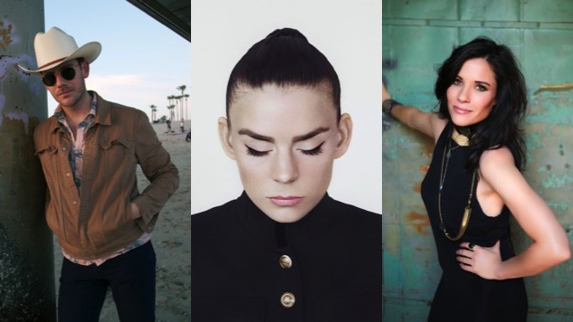 Streaming Live from <i>Paste</i> Today: Sam Outlaw, Frida Sundemo, Shannon McNally