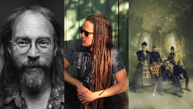 Streaming Live from <i>Paste</i> Today: Charlie Parr, Evanescence (Updated)