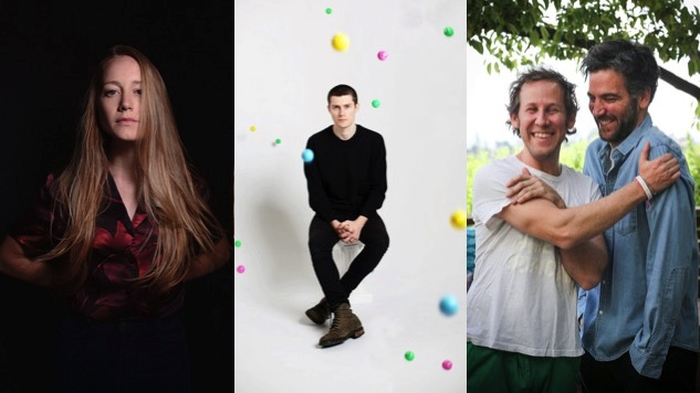 Streaming Live from <i>Paste</i> Today: The Weather Station, RAC, Radnor & Lee