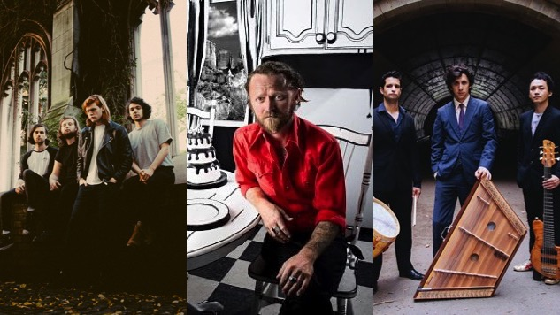 Streaming Live from <i>Paste</i> Today: The Amazons, decker., House of Waters