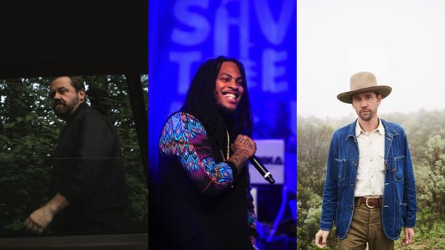 Streaming Live from <i>Paste</i> Today: Dan Tyminski, Waka Flocka Flame, Willie Watson
