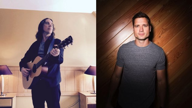 Streaming Live from <i>Paste</i> Today: Jason Wilber, Walker Hayes