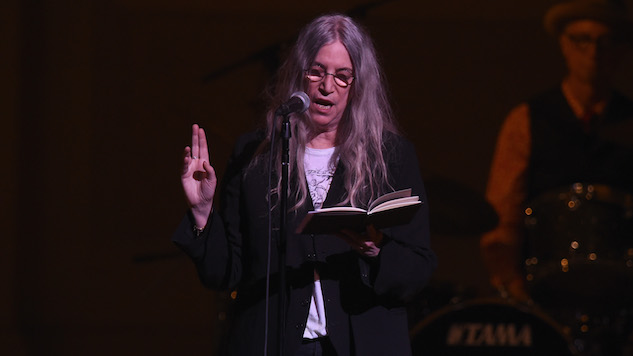 Patti Smith Announces New Memoir <i>Year of the Monkey</i>, Due in September