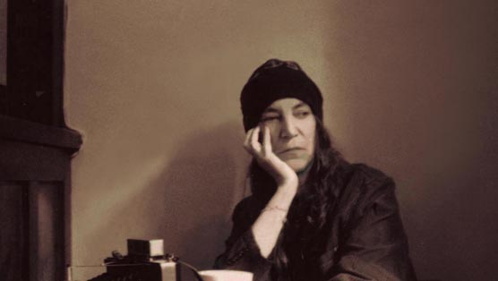 <i>M Train</i> by Patti Smith Review