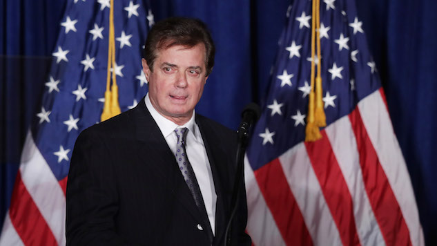 Paul Manafort's Home Was Raided by the FBI