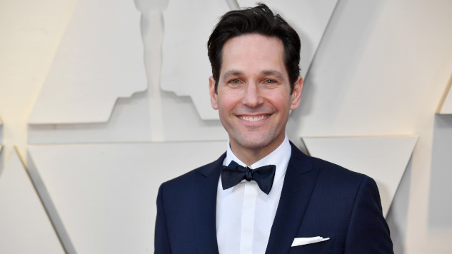 Paul Rudd to Star in Jason Reitman's Forthcoming <i>Ghostbusters</i> Movie