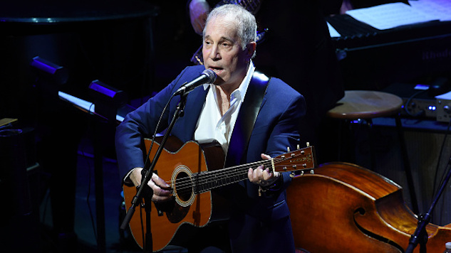 Paul Simon Will Play the Final Show of His Farewell Tour In New York
