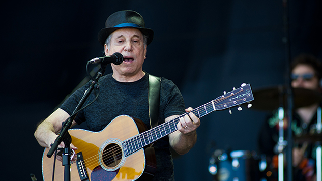 Paul Simon Is Releasing a New Album to Coincide with His Farewell Tour