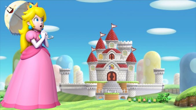 Nintendo Takes Down Adult Parody Game <I>Peach's Unknown Tale</I> with Copyright Claim