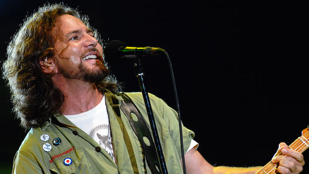 Hear Pearl Jam Deliver a Face-Melting Performance During the Peak Era of Grunge