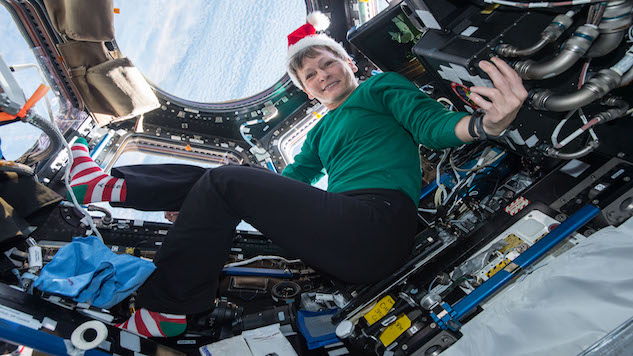 Peggy Whitson To Stay At International Space Station