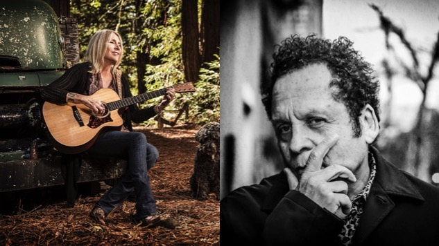 Streaming Live from <i>Paste</i> Today: Pegi Young, Garland Jeffreys