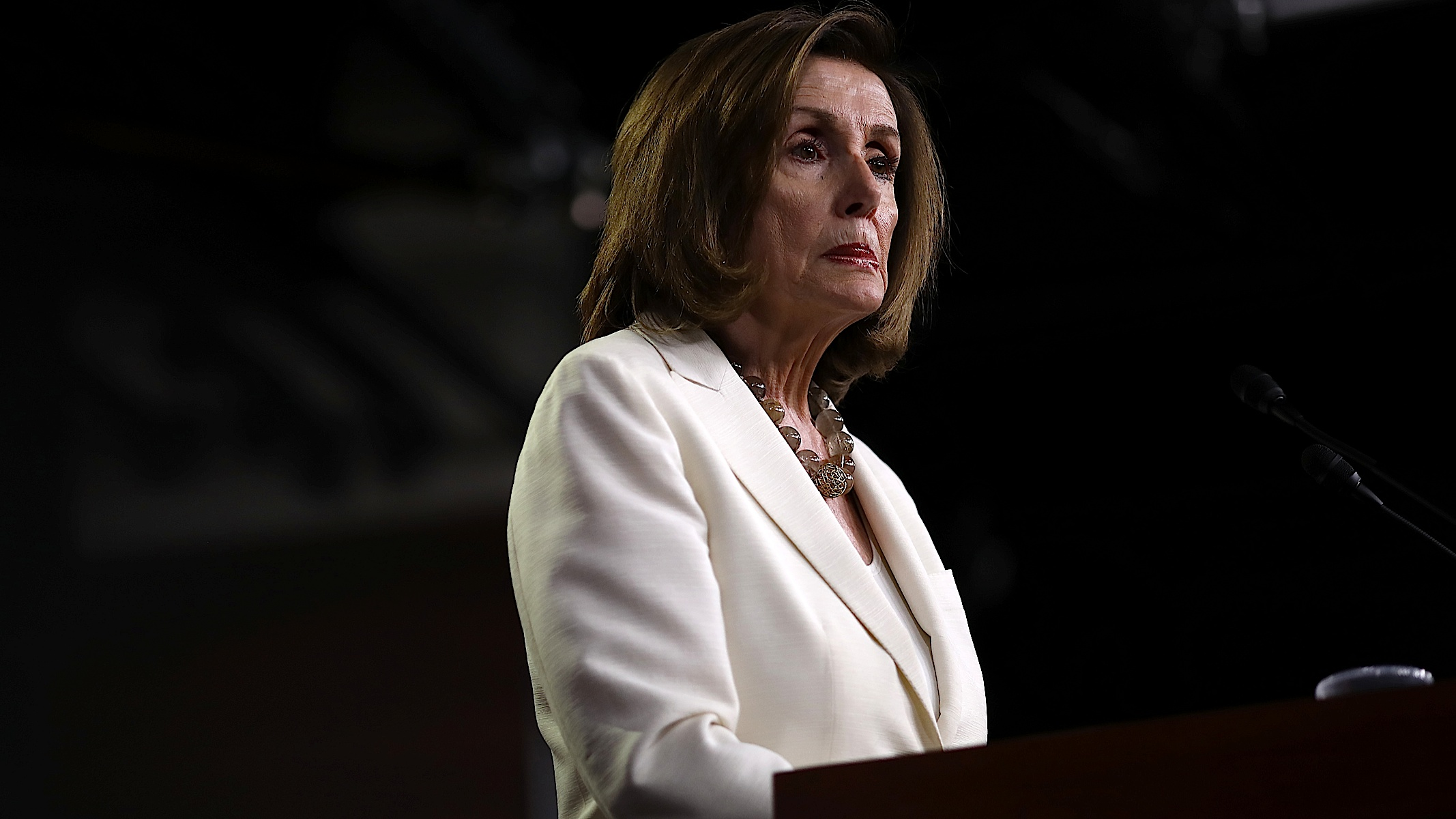 Under Intense Democratic Pressure, Nancy Pelosi May Be Losing Her Cowardice on Impeachment