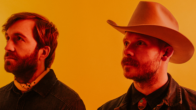 """Listen to Penny and Sparrow's Romantic New Single, """"Don't Wanna Be Without Ya"""""""