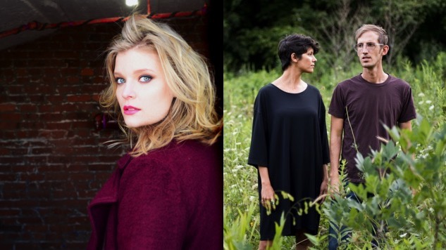 Streaming Live from <i>Paste</i> Today: Peppina, Lowland Hum