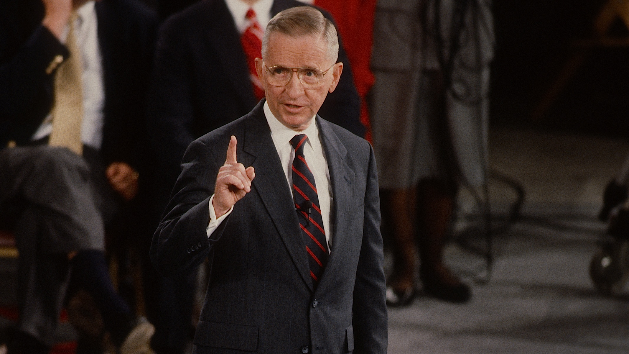 Ross Perot Saw It Coming