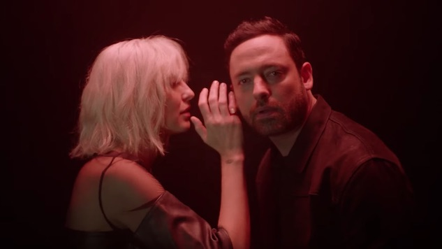 "Phantogram Debut Striking Visual for ""Into Happiness"""