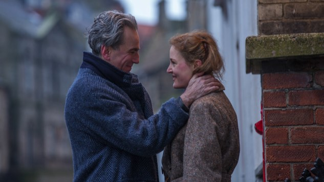 The <i>Phantom Thread</i> Poster Is a Work of Art In Itself