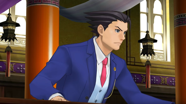 How Phoenix Wright Avoids the White Savior Complex in <i>Spirit of Justice</i>