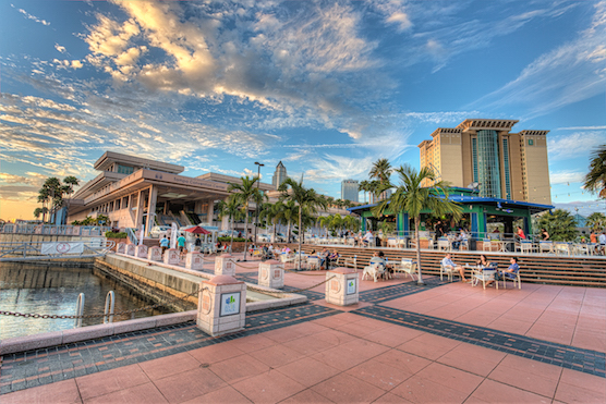 Restaurants Near Embassy Suites Tampa Downtown