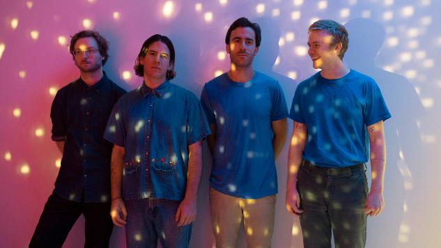"Pinegrove Release New Single ""Moment,"" Sign to Rough Trade"