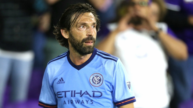 Andrea Pirlo Says MLS Should Be More Like China
