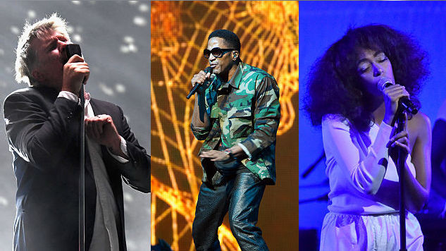 LCD Soundsystem, A Tribe Called Quest, Solange Tapped to Headline 2017 Pitchfork Music Festival