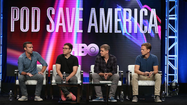 """""""We're Obama People"""": 14 Things You Need to Know About HBO's <i>Pod Save America</i> TV Show"""