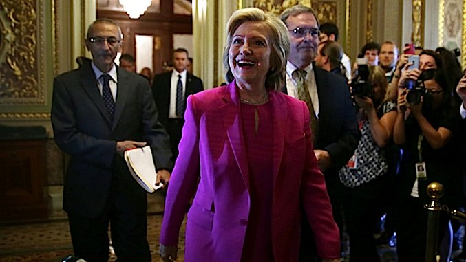 John Podesta Discussed Super PAC Coordination in Email With Hillary Clinton