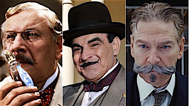 How Do You Like Your Poirot?—The Five Best Performances on Film and TV