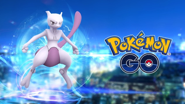 Mewtwo is Coming to <i>Pokemon GO</i>