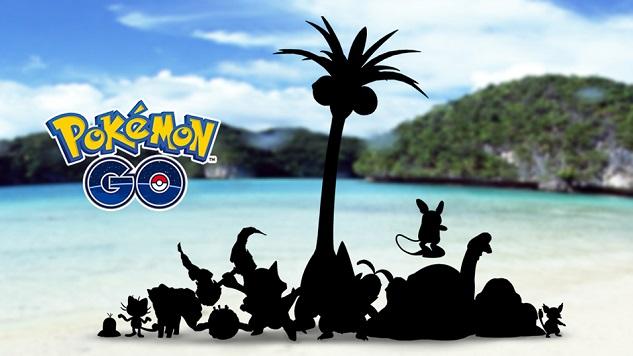 Alolan Forms Are Coming to <i>Pokémon Go</i>
