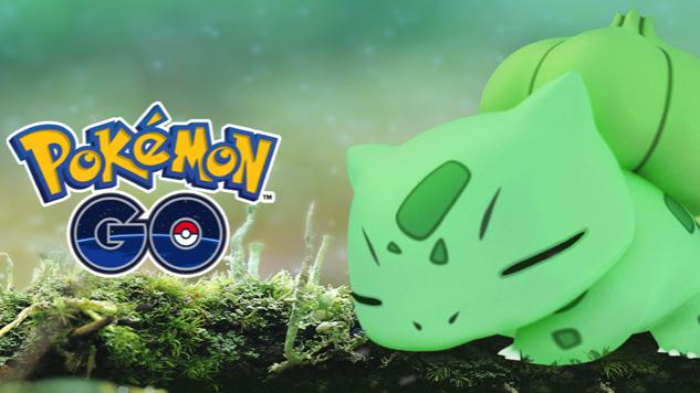 <i>Pokémon GO</i> Grass Weekend Event Announced