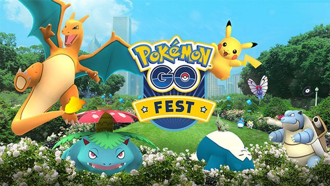 <i>Pokemon Go</i> Anniversary Events Begin this Month