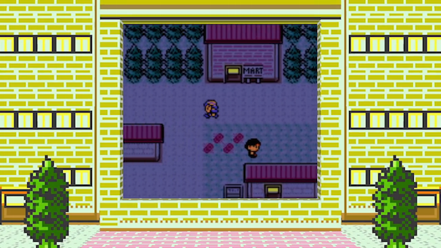 pokémon game Crystal