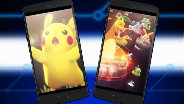 Surprise <i>Pokemon</i> Game Announced, Released Today