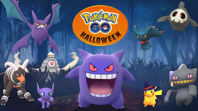 <i>Pokemon Go</i> Halloween Event Will Add Some Gen. 3 Pokemon