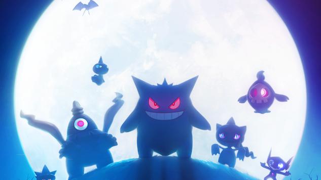 Leak for <i>Pokemon GO</i> Halloween Event Reveals Gen. 3 Monsters