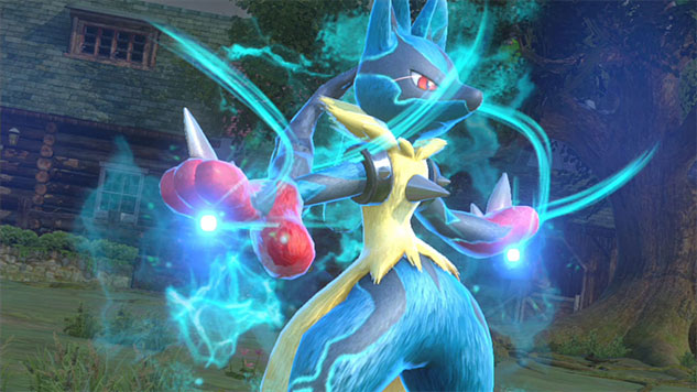 <i>Pokken Tournament</i> is Coming to Switch this Fall