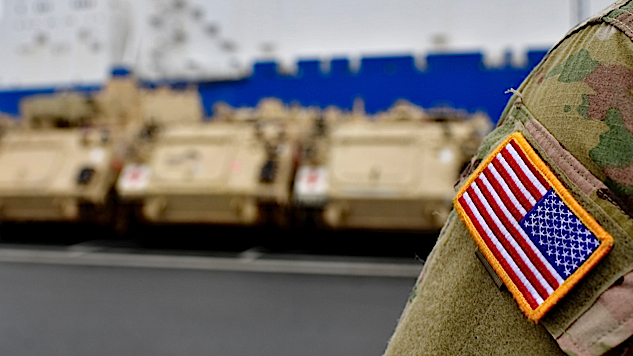 Fighting 'Aggression' with Aggression: The US Puts Boots (and Tanks) on the Ground in Poland