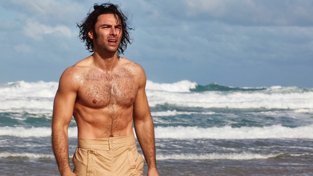 <i>Poldark</i>'s  Season Four Premiere Gives Fans What They've Been Waiting For