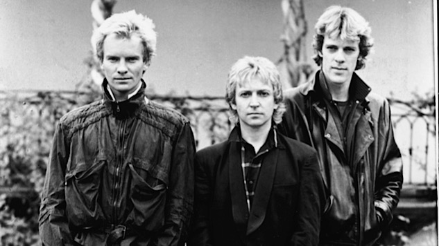 Listen to The Police Casually Cover The Kinks and Cream During a 1984 Soundcheck