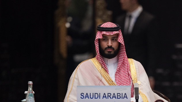 Saudi Arabia Slams the U.S. Senate's Response to Jamal Khashoggi's Murder