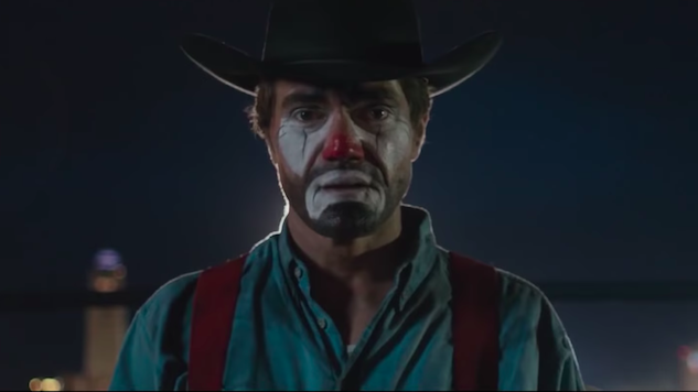 See Michael Shannon as a Rodeo Clown in the Compelling <i>Poor Boy</i> Trailer