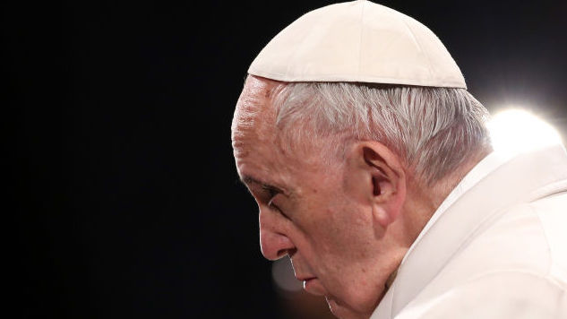 Pope Francis Addresses Recent Report of Child Abuse