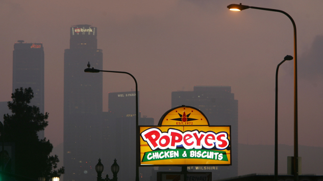 Burger King Is Officially Buying Popeyes And Now The Possibilities Are Endless