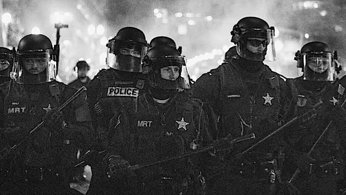 The True Story of the Portland Anti-Trump Protests